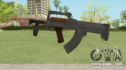 Groza (PUBG) for GTA San Andreas