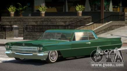 Cadillac De Ville V1.0 for GTA 4