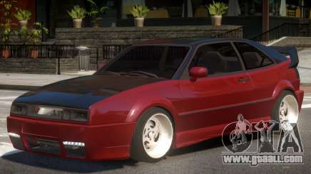 Volkswagen Corrado Tuned for GTA 4