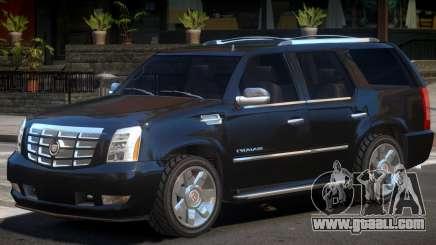 Cadillac Escalade Y7 for GTA 4