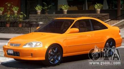 1998 Honda Civic V1.2 for GTA 4