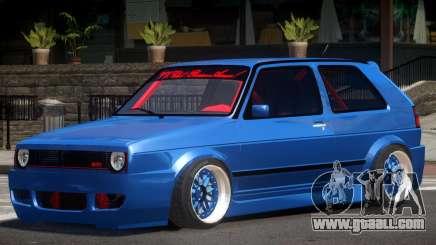Volkswagen Golf II V1 for GTA 4