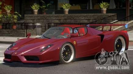 Ferrari Enzo S for GTA 4