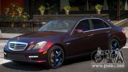 Mercedes Benz E63 Y10 for GTA 4