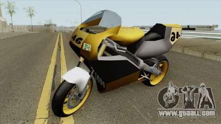 NRG-500 (Project Bikes) for GTA San Andreas
