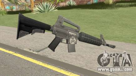 Assault Rifle (Fortnite) for GTA San Andreas