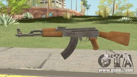 Shrewsbury Assault Rifle GTA IV for GTA San Andreas