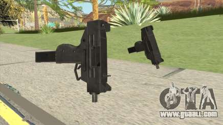 Micro SMG GTA IV for GTA San Andreas