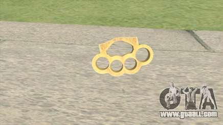 Knuckle Dusters GTA V for GTA San Andreas