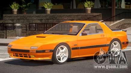 Mazda RX7 Old for GTA 4