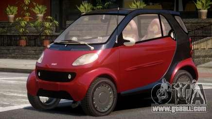 Smart For Two V1 for GTA 4