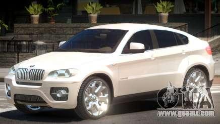 BMW X6 VS for GTA 4