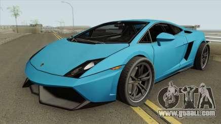 Lamborghini Gallardo LP570-4 Superleggera (MQ) for GTA San Andreas