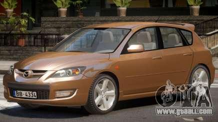Mazda 3 ST for GTA 4
