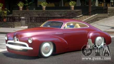 Holden Efijy V1 for GTA 4