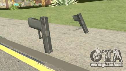 Pistol 50 GTA IV for GTA San Andreas