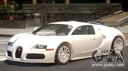 Bugatti Veyron 16.4 V1.0 for GTA 4