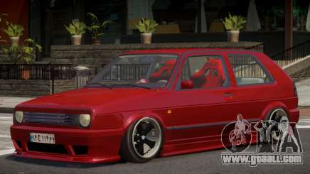 Volkswagen Golf Y12 for GTA 4