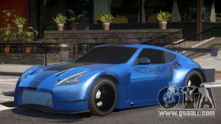 Nissan 370Z Custom for GTA 4
