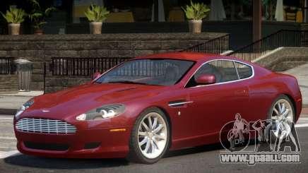Aston Martin DB9 V1.2 for GTA 4