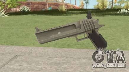 Desert Eagle (Fortnite) HQ for GTA San Andreas