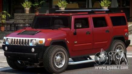 Hummer H2 V1.1 for GTA 4