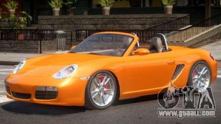 Porsche Boxster S7 for GTA 4