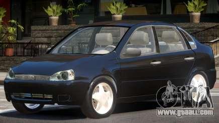 Lada Kalina Tun for GTA 4