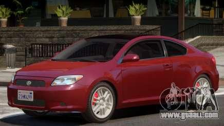 Toyota Scion V1.0 for GTA 4
