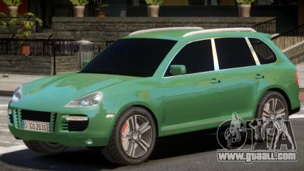 Porsche Cayenne TS for GTA 4