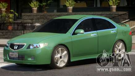 Honda Accord Type-S V1.0 for GTA 4