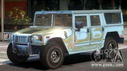 Hummer H1 V1 for GTA 4