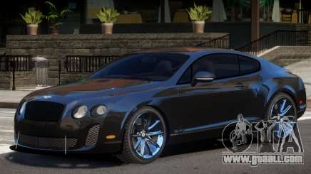 Bentley Continental Y11 for GTA 4