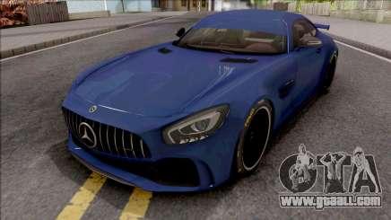 Mercedes-AMG GT R for GTA San Andreas