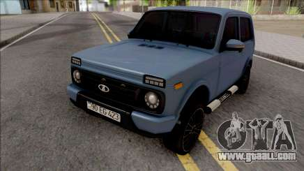 Lada Urban Aze N1 for GTA San Andreas