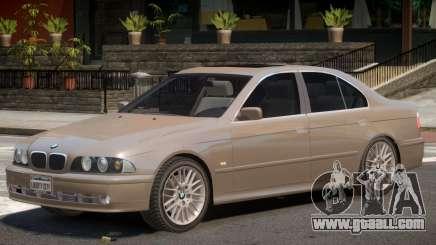 BMW 525I E39 V1.1 for GTA 4