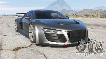 Audi R8 LMS Street Custom v1.2 for GTA 5