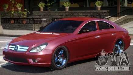 Mercedes CLS 63 for GTA 4