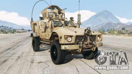 Oshkosh M-ATV for GTA 5