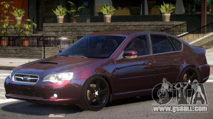 Subaru Legacy V1 for GTA 4