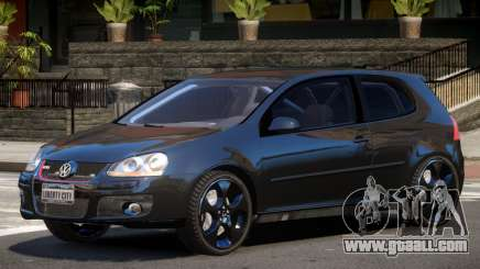 Volkswagen Golf 5 Tuning for GTA 4