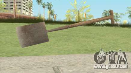 Shovel GTA IV for GTA San Andreas