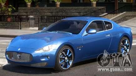 Maserati Gran Turismo Y12 R1 for GTA 4