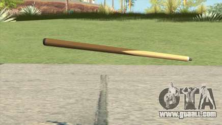 Old Gen Pool Cue GTA V for GTA San Andreas