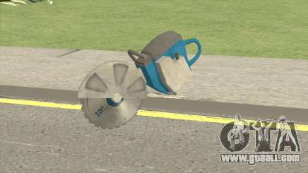 Chainsaw GTA IV for GTA San Andreas