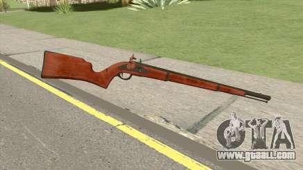 Edinburgh Musket (Orange) GTA V for GTA San Andreas
