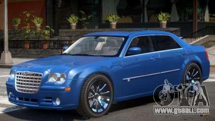 Chrysler 300C V1 for GTA 4