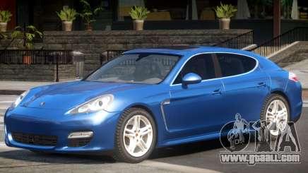 Porsche Panamera Y10 for GTA 4