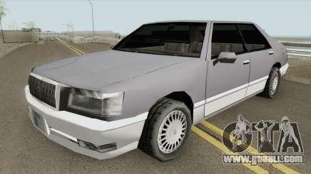 Toyota Crown Majesta (SA Style) 1995 for GTA San Andreas