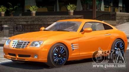 Chrysler Crossfire V1 for GTA 4